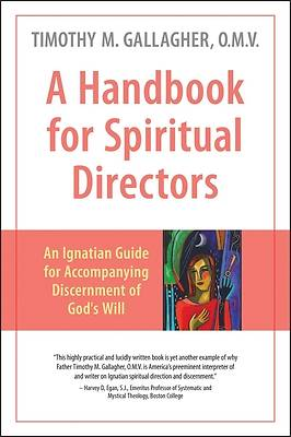 Picture of A Handbook for Spiritual Directors
