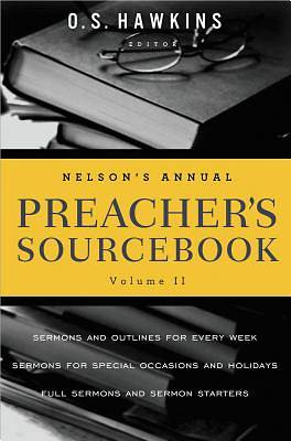 Nelsons Annual Preachers Sourcebook, Volume II