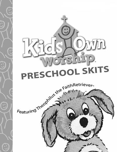 Picture of KidsOwn Worship Preschool Skit Book Spring 2020