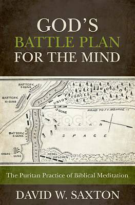 Picture of God's Battle Plan for the Mind