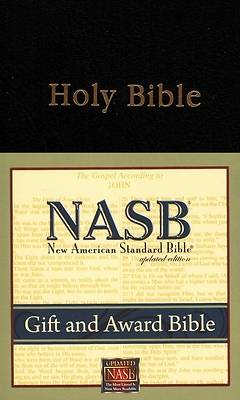 New American Study Bible Gift Award
