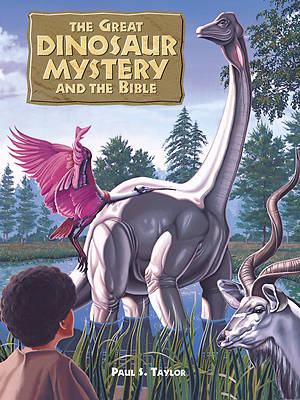 Picture of The Great Dinosaur Mystery and the Bible