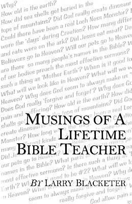 Picture of Musings of a Lifetime Bible Teacher