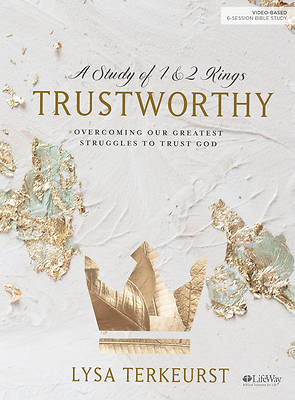 Picture of Trustworthy - Bible Study Book