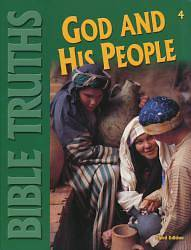 Bible Truths 4 Student Text 3rd Edition