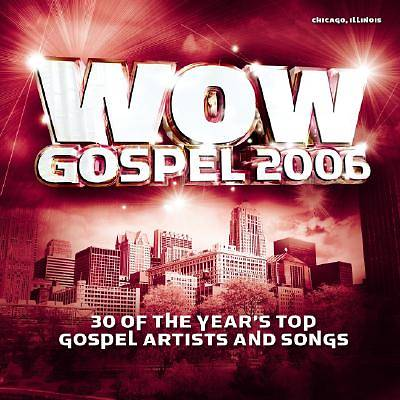 WOW Gospel 2006 CD