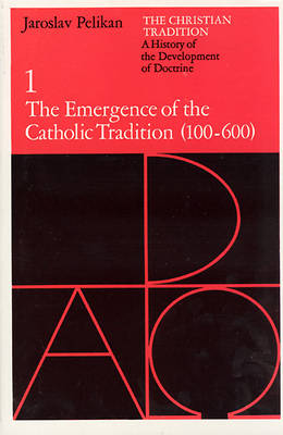 The Emergence of the Catholic Tradition
