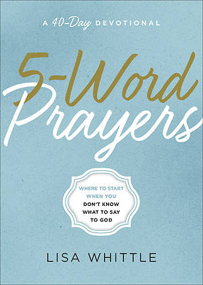 Picture of 5-Word Prayers