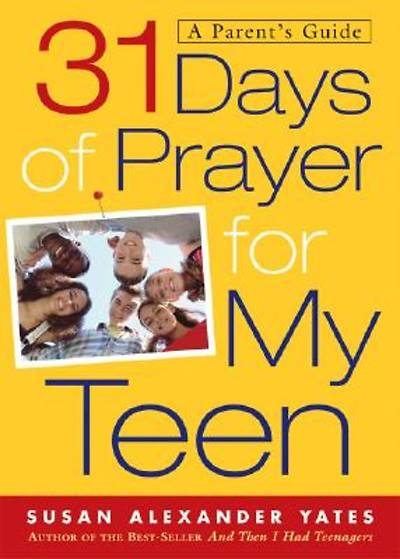 Picture of 31 Days of Prayer for My Teen [ePub Ebook]