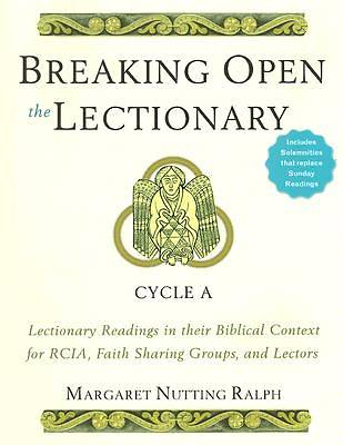 Picture of Breaking Open the Lectionary