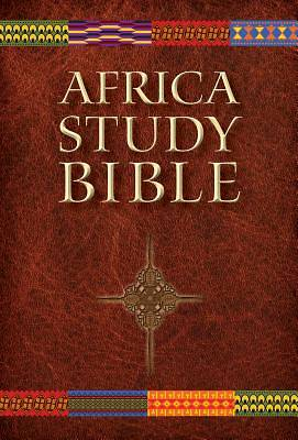 Picture of Africa Study Bible, NLT