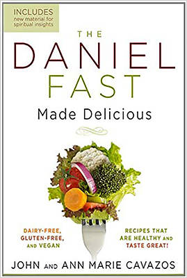 Picture of The Daniel Fast Made Delicious