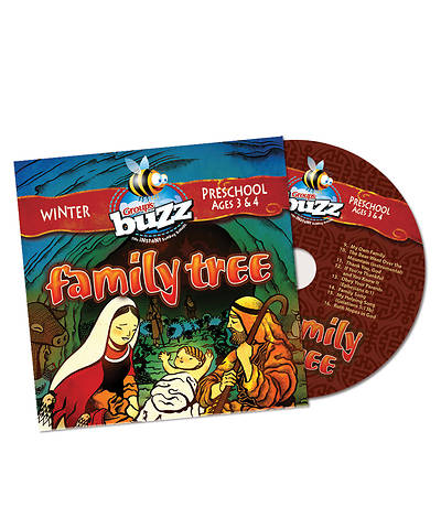 Picture of Buzz Preschool Family Tree CD Winter 2020-2021
