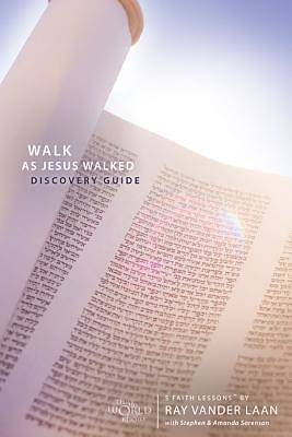 Walk as Jesus Walked Pack