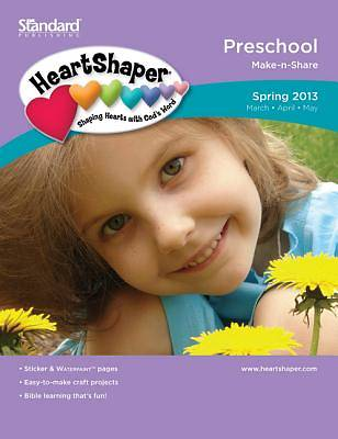 Standards Heartshaper Preschool Student Make N Share Spring 2013