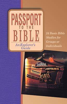 Picture of Passport to the Bible
