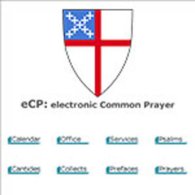 Electronic Common Prayer Version 2.0 for Palm OS Devices