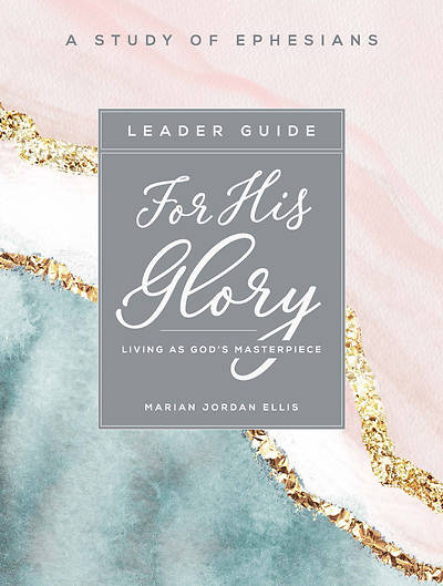Picture of For His Glory - Women's Bible Study Leader Guide - eBook [ePub]