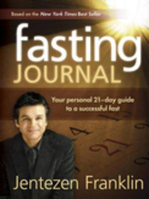 Picture of Fasting Journal