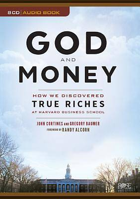 Picture of God and Money Audio Book CD