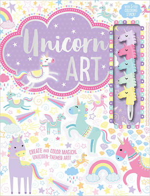 Picture of Unicorn Art
