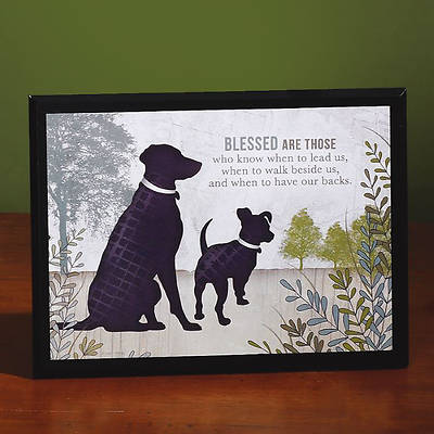 Friends By our Side Plaque - 5x7