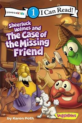Sheerluck Holmes and the Case of the Missing Friend / VeggieTales / I Can Read!