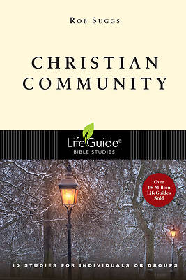 Picture of LifeGuide Bible Study - Christian Community