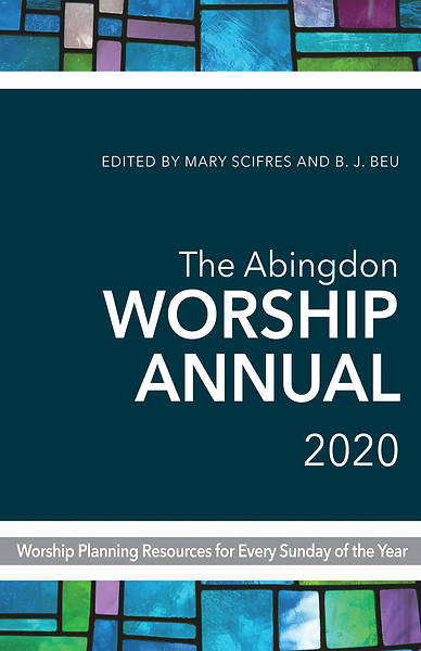 Picture of The Abingdon Worship Annual 2020 - eBook [ePub]