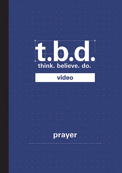 Picture of T.B.D. Prayer DVD