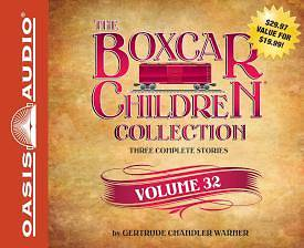 The Boxcar Children Collection, Volume 32
