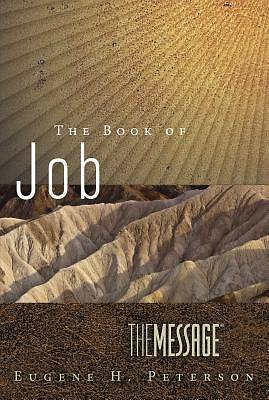 The Message the Book of Job (Repack)