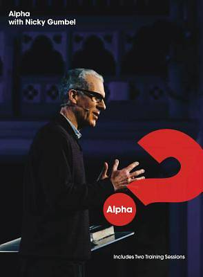 Picture of Alpha with Nicky Gumbel DVD