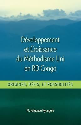 Picture of Developpement et Croissance du Methodisme Uni en RD Congo