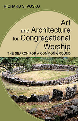 Picture of Art and Architecture for Congregational Worship