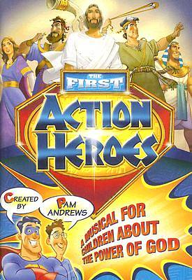 Picture of First Action Heroes Choral Book