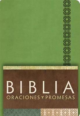 Picture of Rvc Biblia Oraciones y Promesas - Verde Manzana Simil Piel Con Indice