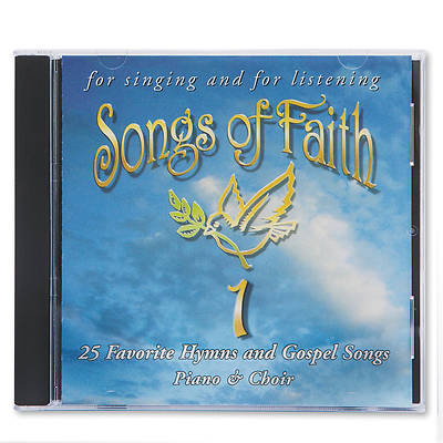 Picture of Songs Of Faith CD
