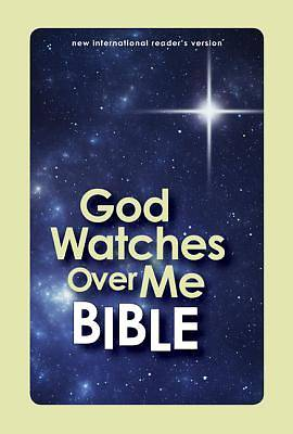 God Watches Over Me Bible, New International Readers Version