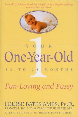 Your One-Year-Old