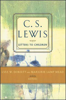 Picture of C S Lewis Letters To Children