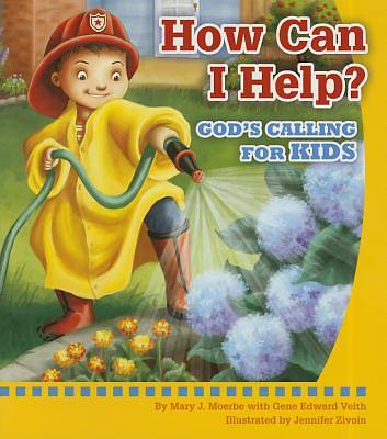 How Can I Help? Gods Calling for Kids - Mini Book