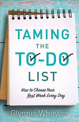 Taming the To-Do List: