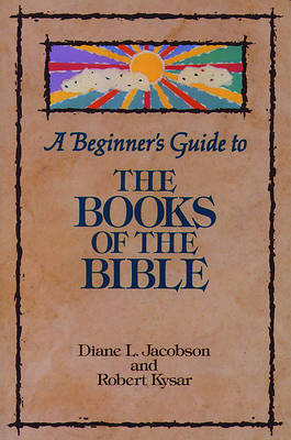 Picture of A Beginner's Guide to the Books of the Bible