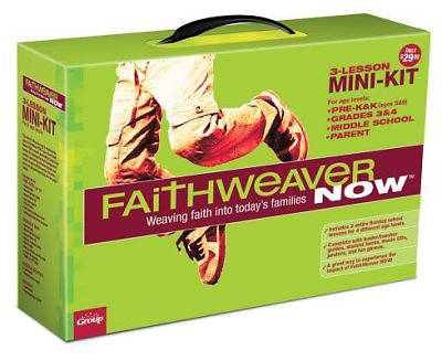 Picture of FaithWeaver NOW: 3-Lesson Mini-Kit