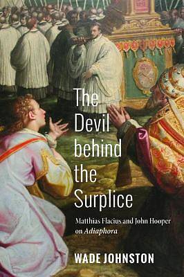 Picture of The Devil Behind the Surplice