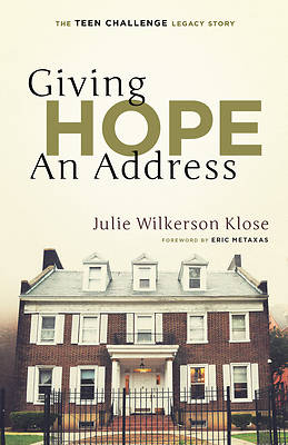 Picture of Giving Hope an Address