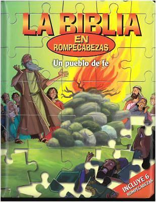 Picture of Un Pueblo de Fe - La Biblia En Rompecabezas