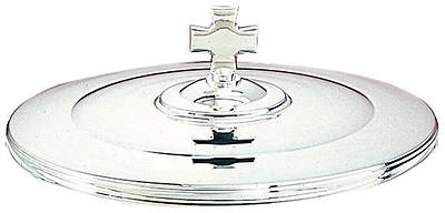 Communionware Tray Cover, silver plated