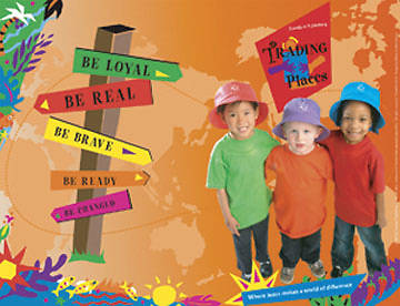 Standard Vacation Bible School 2006 Trading Places Bulletin (Package of 50) VBS